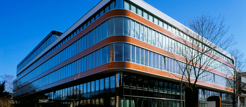 Büro RZP bAV-Services GbR im Humboldt-Campus, Hamburg